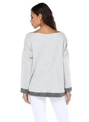 Quincey Sweatshirt Gri